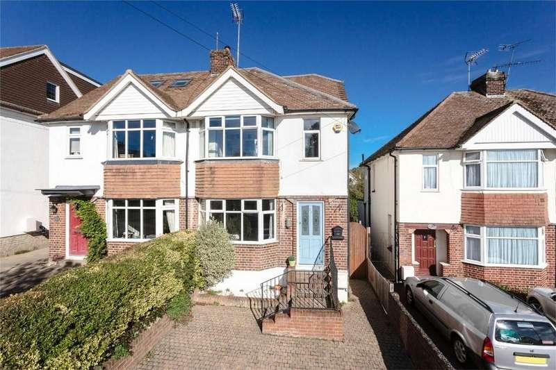 3 Bedrooms Semi Detached House for sale in Lindsey Road, BISHOP'S STORTFORD, Hertfordshire