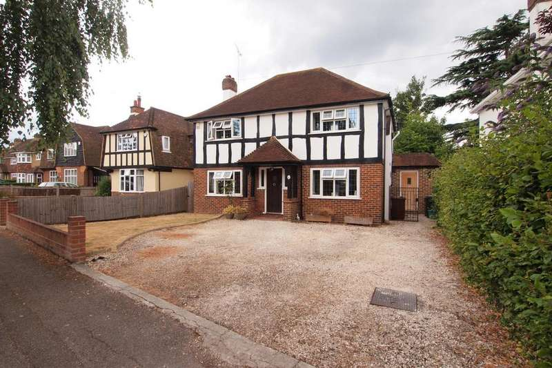 4 Bedrooms Detached House for sale in Purberry Grove, Ewell Village, KT17
