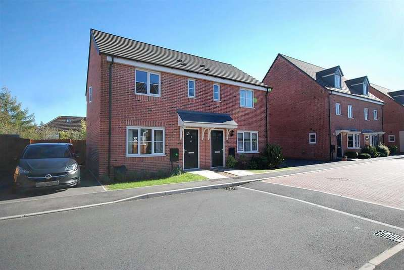 3 Bedrooms Detached House for sale in Mason Road, Melton Mowbray