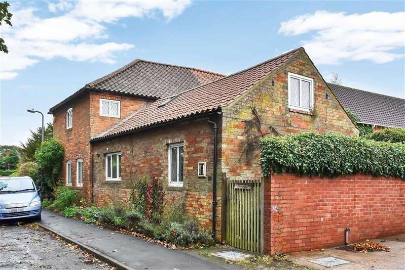 4 Bedrooms End Of Terrace House for sale in Church Lane, Sudbrooke, Lincoln