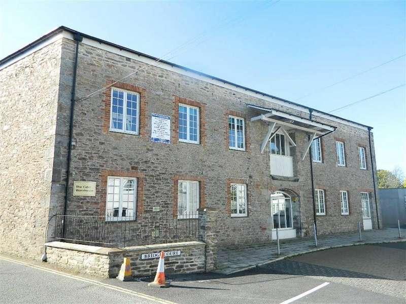 3 Bedrooms Apartment Flat for sale in Cider Warehouse, Bridge Court, Totnes, Devon, TQ9