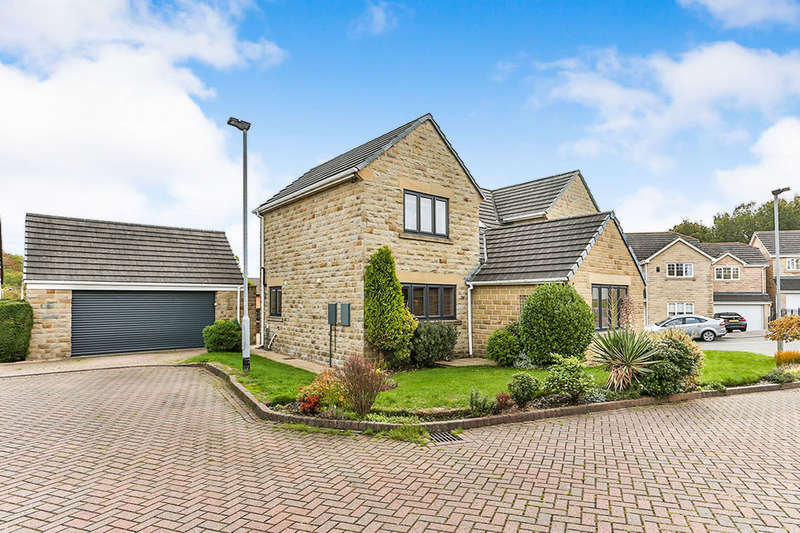 4 Bedrooms Detached House for sale in Stonecroft Court, Silkstone Common, Barnsley, S75