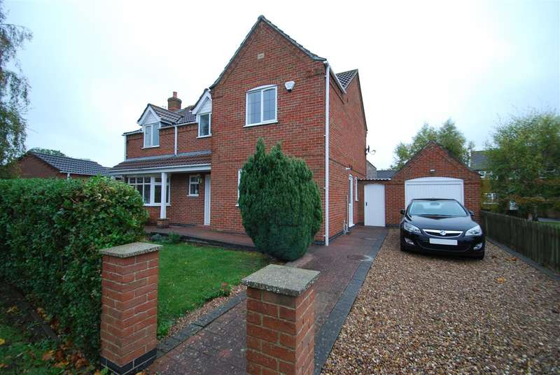 4 Bedrooms Detached House for sale in Tothby Meadows, Alford