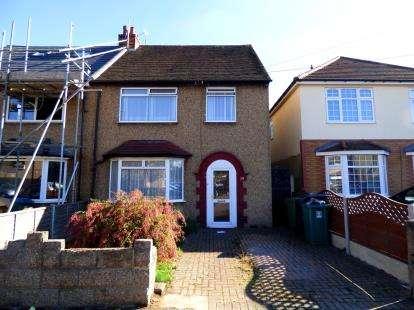 3 Bedrooms Semi Detached House for sale in Kelmscott Crescent, Watford, Hertfordshire