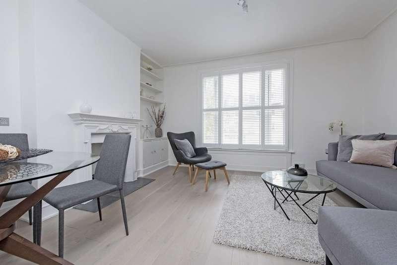 3 Bedrooms Flat for sale in Battersea Rise, London SW11
