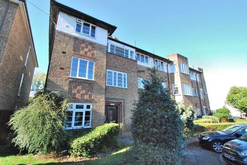 2 Bedrooms Flat for sale in Edmonscote, Ealing, London, W13 0HQ