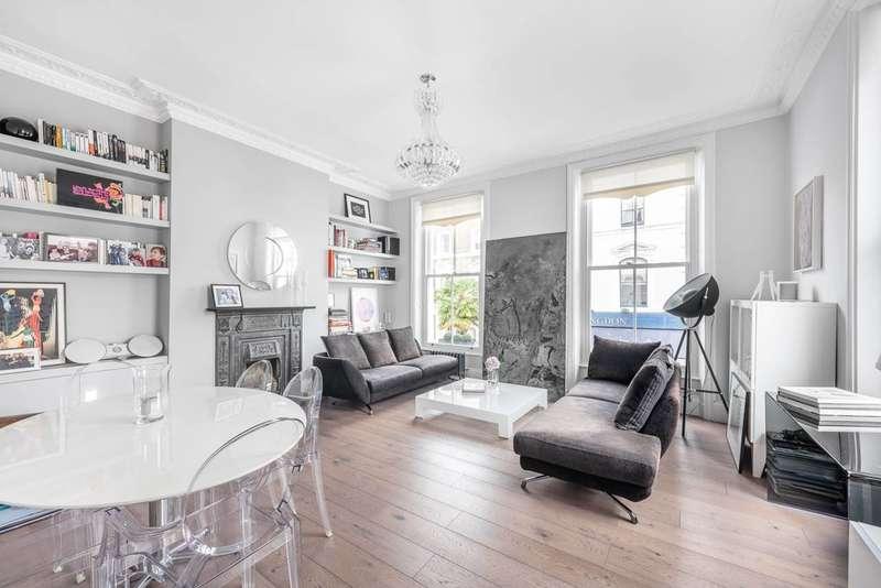 5 Bedrooms Maisonette Flat for sale in Abingdon Road, Kensington, W8