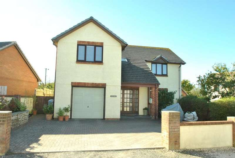 4 Bedrooms Detached House for sale in Maythorn, Stratton