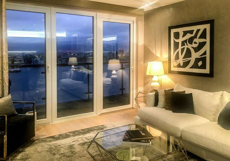 2 Bedrooms Apartment Flat for sale in Royal Arsenal Riverside, Woolwich, London, Greater London, SE18
