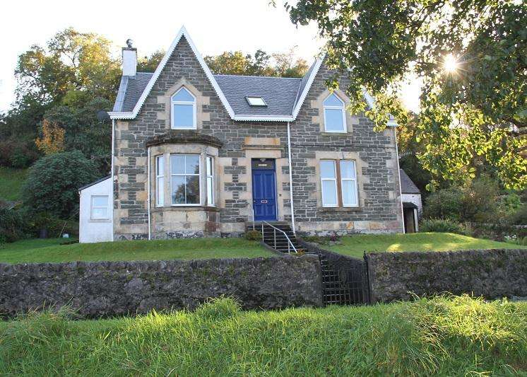 5 Bedrooms Detached House for sale in Pier Road, Tarbert PA29