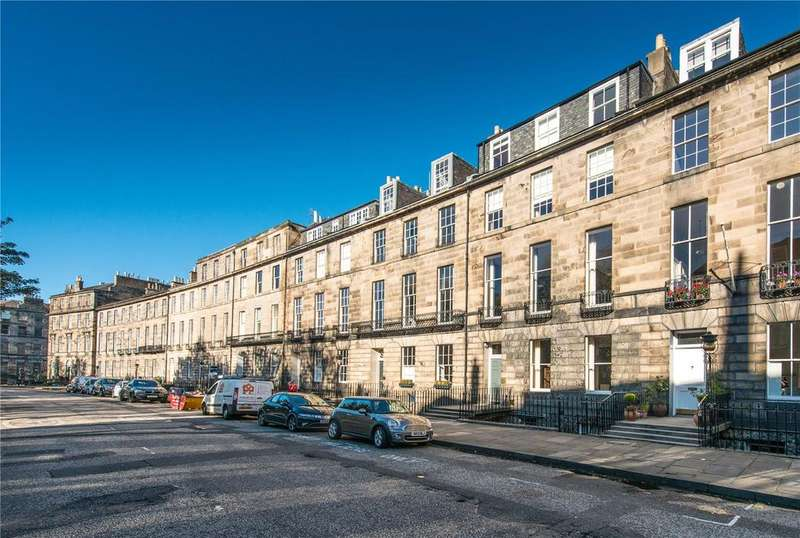 4 Bedrooms Flat for sale in 11A Abercromby Place, New Town, Edinburgh, EH3