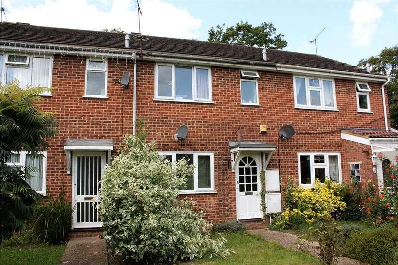 2 Bedrooms Terraced House for sale in Felixstowe Close, Lower Earley, Reading, Berkshire, RG6