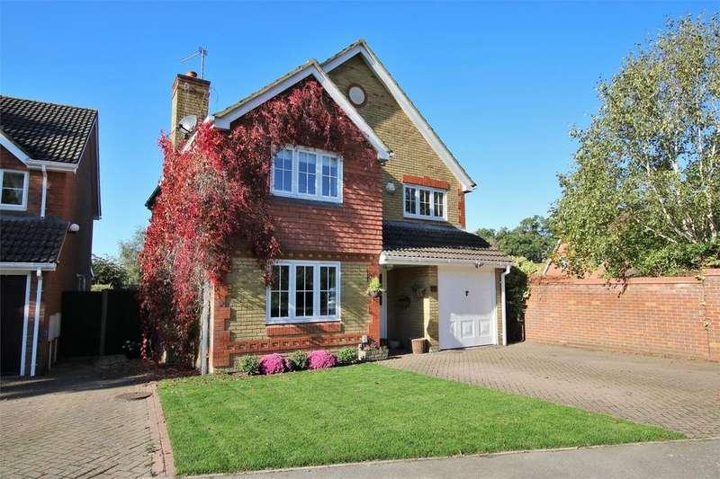 4 Bedrooms Detached House for sale in Twycross Road, WOKINGHAM, Berkshire