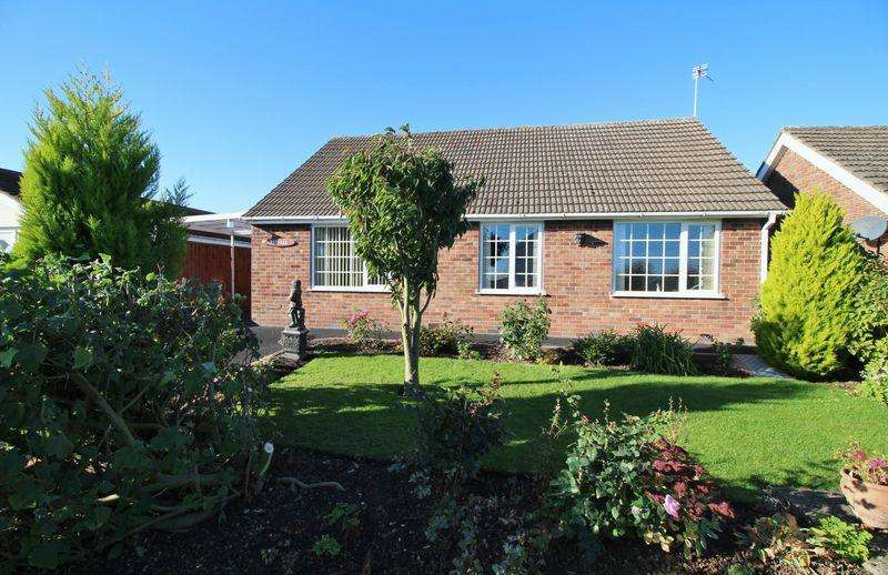 2 Bedrooms Bungalow for sale in Hanby Lane, Welton Le Marsh, Spilsby
