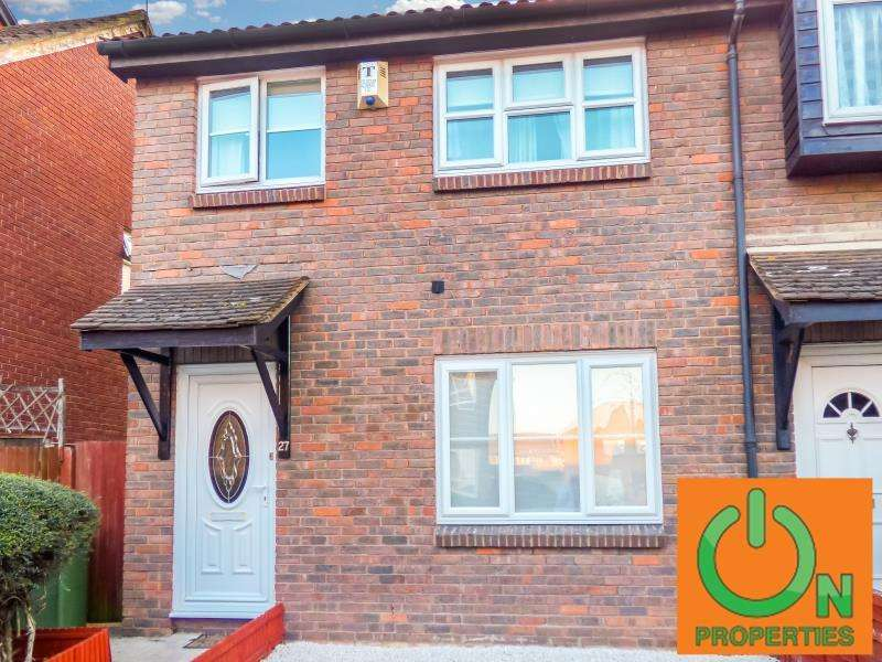3 Bedrooms End Of Terrace House for sale in Harper Road, Beckton, London, E6