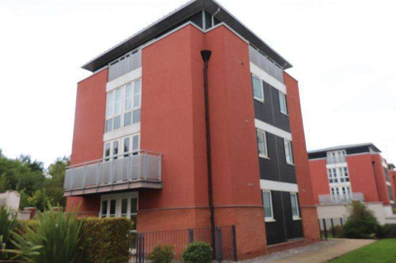 2 Bedrooms Duplex Flat for sale in Watkin Road, Leicester