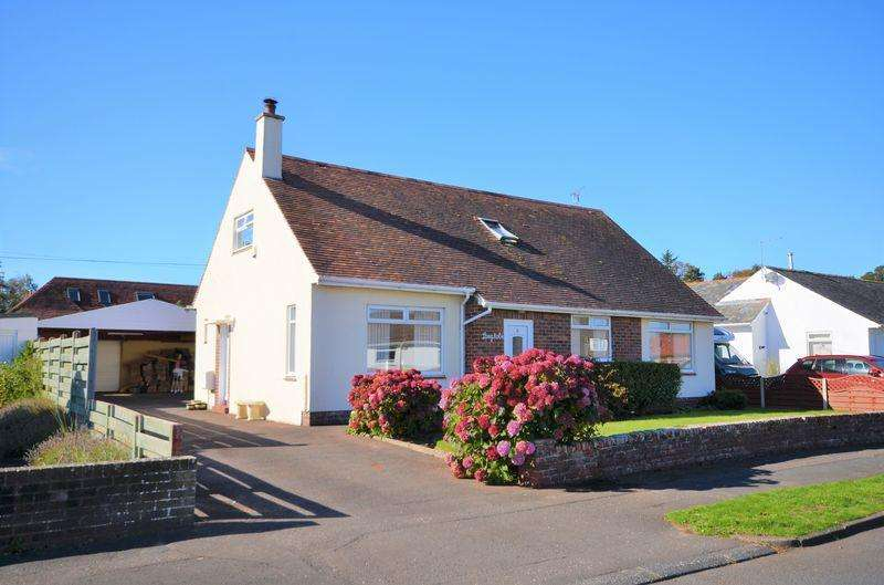 4 Bedrooms Detached Villa House for sale in 8 Charles Drive, Troon KA10 7AG
