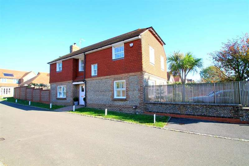 4 Bedrooms House for sale in Frampton Place, Shoreham-By-Sea