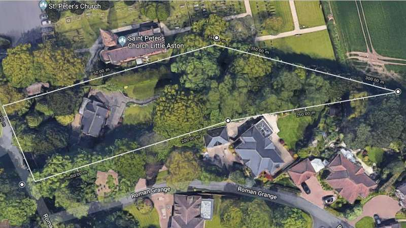 3 Bedrooms Plot Commercial for sale in Roman Road, Little Aston Park, Sutton Coldfield