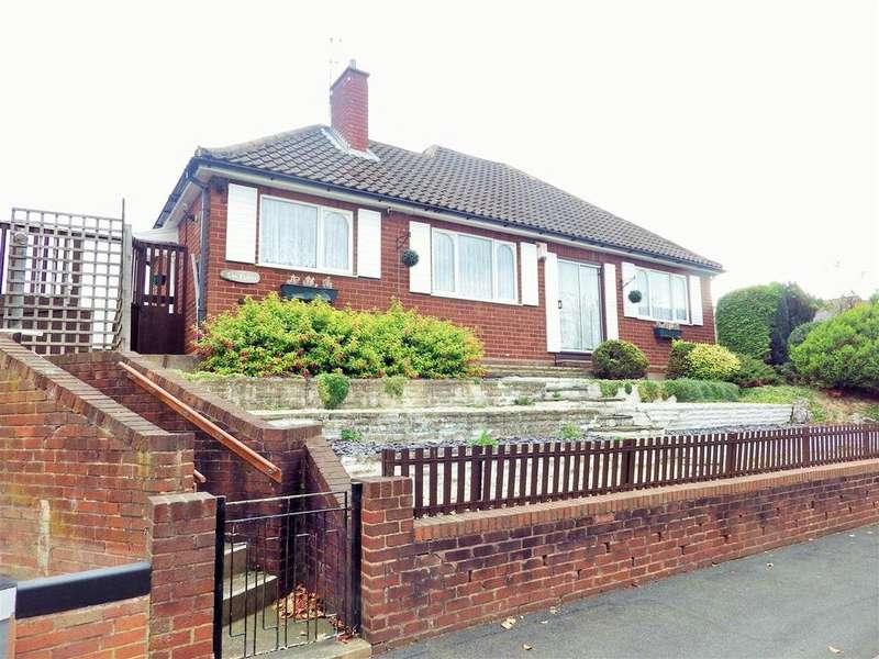 3 Bedrooms Detached Bungalow for sale in Bluebell Road, Cradley Heath