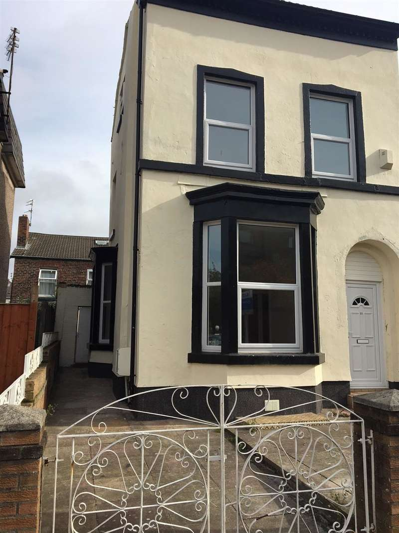 5 Bedrooms Detached House for sale in Laburnum Road, Liverpool