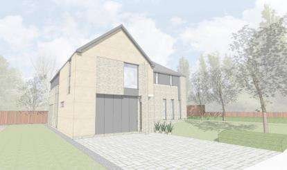 5 Bedrooms Detached House for sale in Carmel Gardens, Arnothill, Falkirk