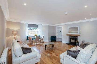 4 Bedrooms Flat for sale in Park Terrace, Park