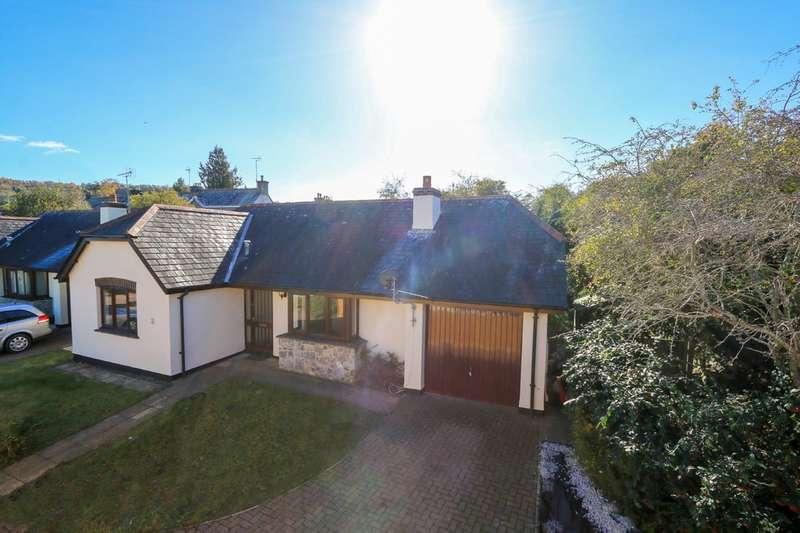 2 Bedrooms Detached Bungalow for sale in Moorland View, Buckfastleigh