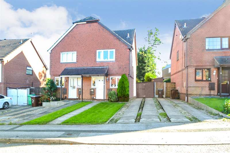 2 Bedrooms House for sale in Lindum Road, Nottingham