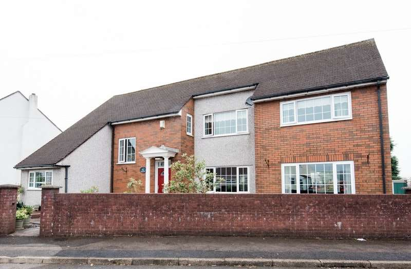 4 Bedrooms Detached House for sale in Maesglas, Tredegar, Blaenau Gwent, NP22