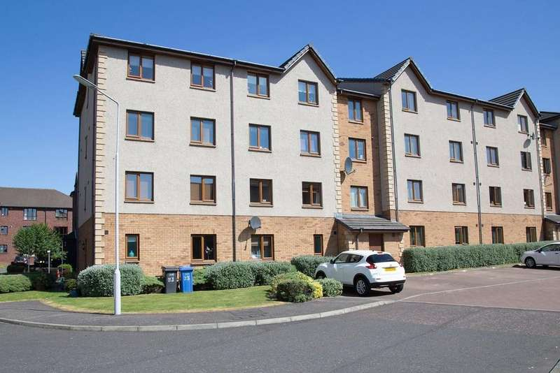 2 Bedrooms Flat for sale in kingslaw court, kirkcaldy