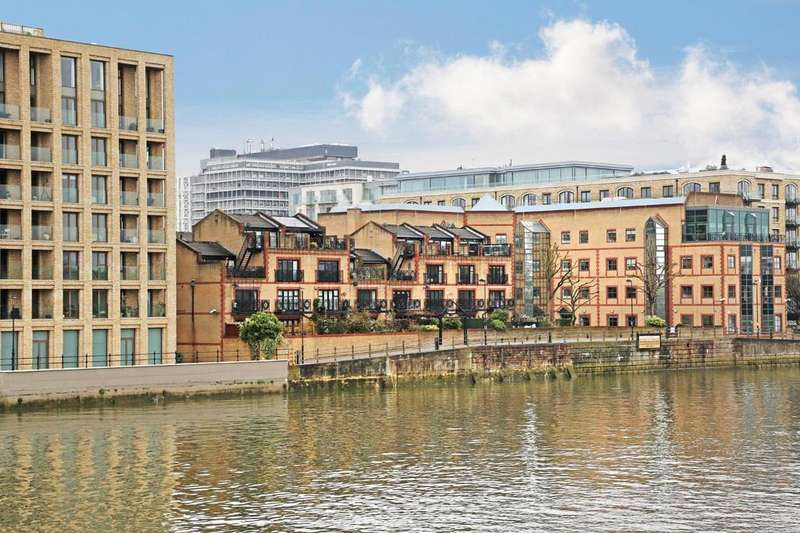 5 Bedrooms Town House for sale in Chancellors Wharf, Hammersmith, W6