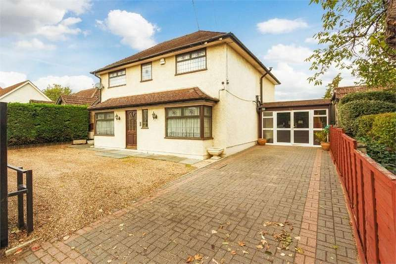 5 Bedrooms Detached House for sale in Richings Way, Richings Park, Buckinghamshire