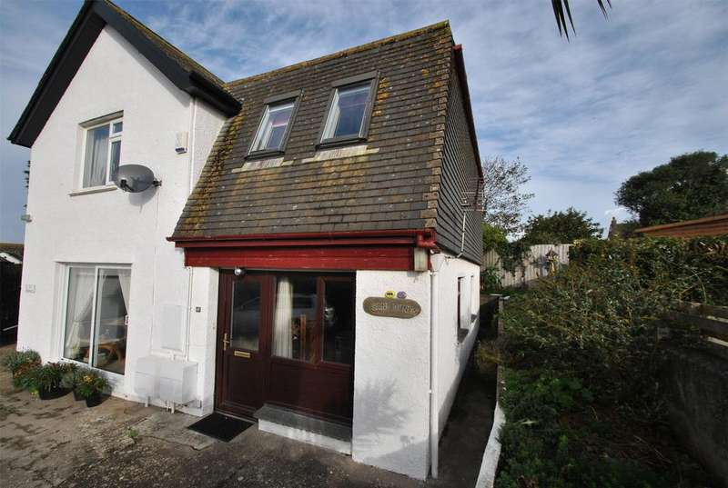 2 Bedrooms Semi Detached House for sale in Flexbury Avenue, Bude
