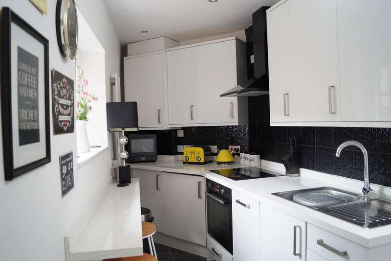 1 Bedroom Apartment Flat for sale in Gloucester Street, Clifton, Bristol, BS8