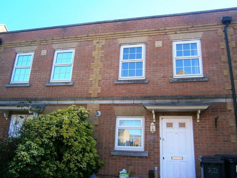 2 Bedrooms Terraced House for sale in Walisdown BH11
