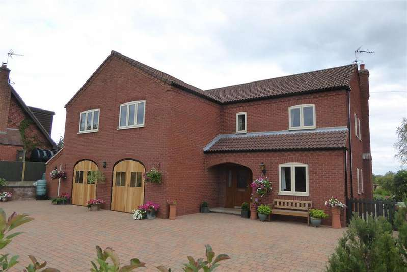 5 Bedrooms Detached House for sale in Caunton Road, Hockerton, Southwell