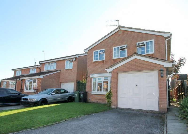 4 Bedrooms Detached House for sale in Beech Drive, Nailsea, North Somerset