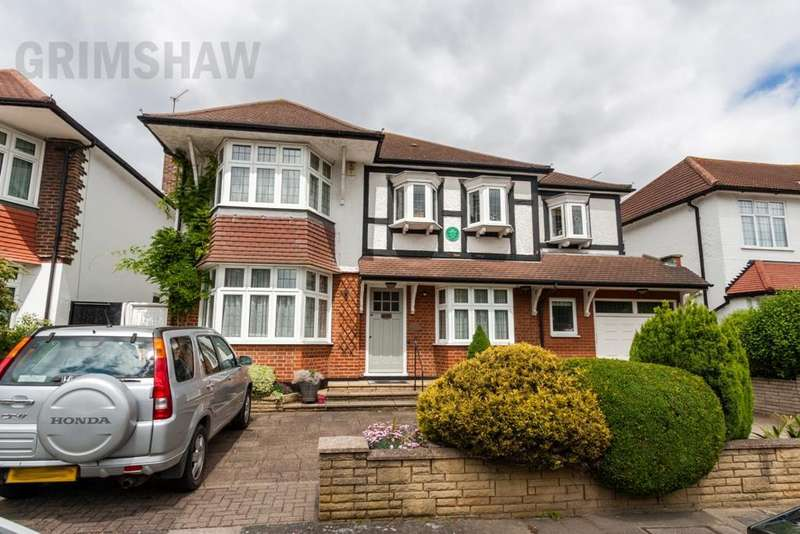 4 Bedrooms Detached House for sale in Audley Road, Haymills Estate, Ealing, London