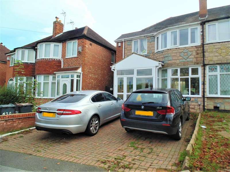 3 Bedrooms Semi Detached House for sale in Booths Farm Road, Great Barr, Birmingham B42