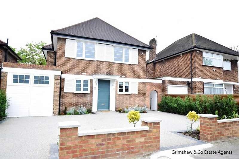 6 Bedrooms Detached House for sale in Corringway, Haymills Estate, Ealing, London