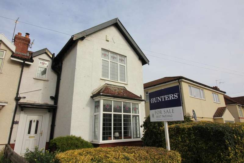 3 Bedrooms Semi Detached House for sale in Muller Road, Eastville, Bristol, BS5 6XS