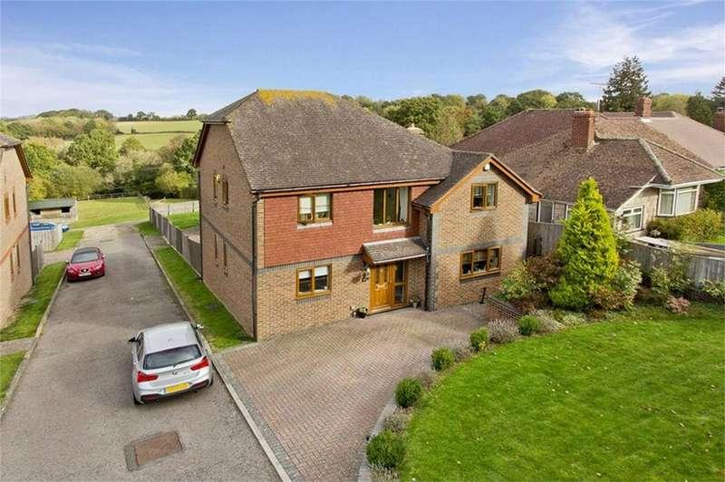 5 Bedrooms Detached House for sale in 21 Virgins Lane, BATTLE, East Sussex