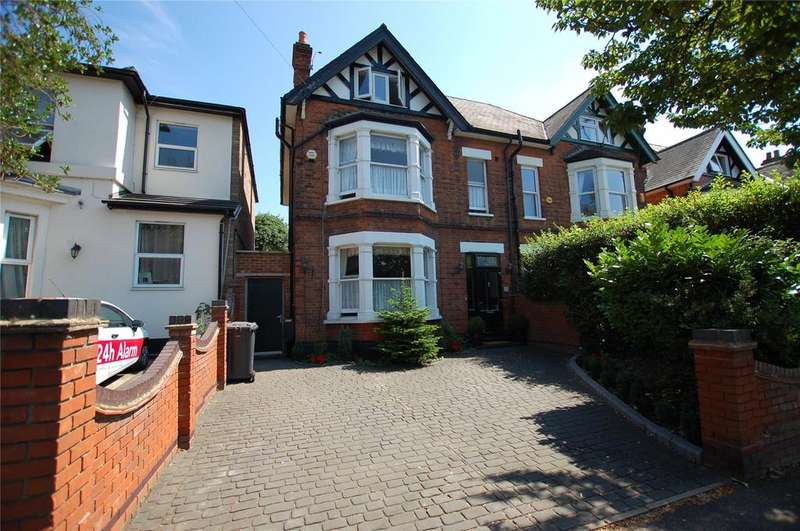 5 Bedrooms Semi Detached House for sale in Junction Road, Romford, RM1