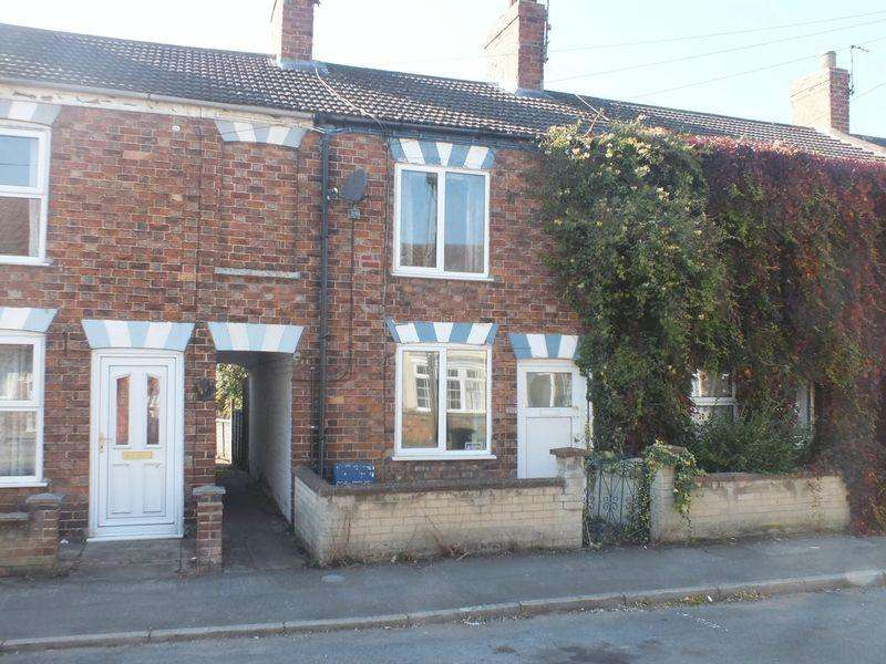 2 Bedrooms Terraced House for sale in Foundry Street, Horncastle