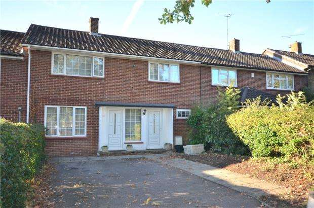 4 Bedrooms Terraced House for sale in Stoney Road, Bracknell, Berkshire