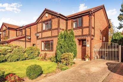 4 Bedrooms Detached House for sale in Firsby Avenue, Bredbury, Stockport, Cheshire