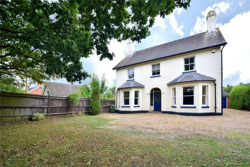 5 Bedrooms Detached House for sale in Forest Road, Binfield, Berkshire, RG42