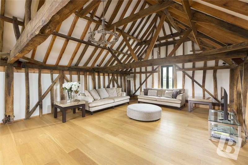 4 Bedrooms Detached House for sale in Margaretting Road, Writtle, Chelmsford, Essex, CM1