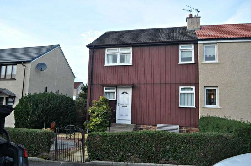3 Bedrooms Semi Detached House for sale in 24 Lansdowne Crescent, Kincardine, FK10 4RS